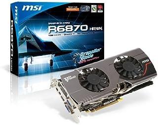 MSI Radeon HD 6870 R6870 HAWK