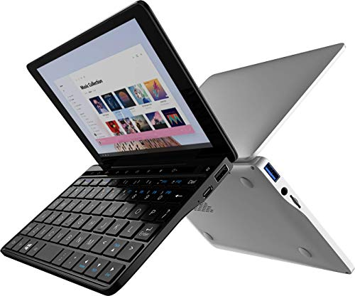 GPD Pocket 2 Celeron Edition Amber Black Windows 10 Portable Mini Laptop UMPC ; Intel Celeron, 7' Display, 8GB RAM, 256GB SSD, Dual-Band Wi-Fi [AB]