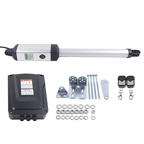 300 kg de apertura de puerta eléctrica individual oscilante herramienta W/2 mando a distancia 385 mm IP44