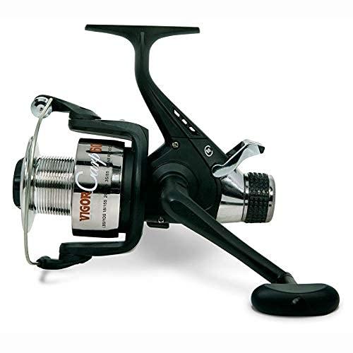 Lineaeffe Fishing Reel Vigor Carp 4000 Baitrunner Carp Fishing Feeder
