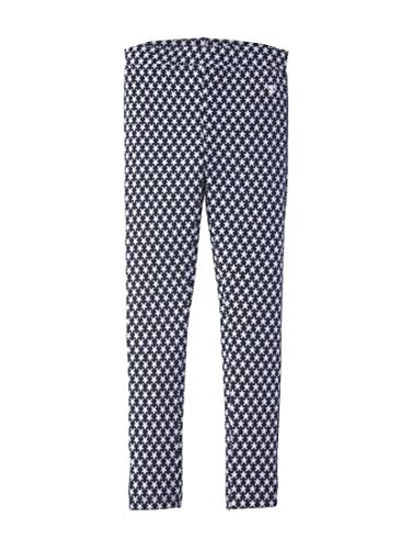 TOM TAILOR Kids Mädchen Patterned Leggings, Blau (Night Sky|Blue 3143), (Herstellergröße: 92/98)