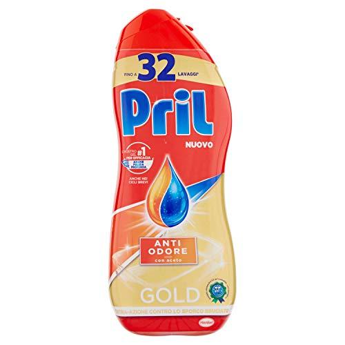 Pril–Gold Gel, neutral Waschmittel Fresh, 650ml