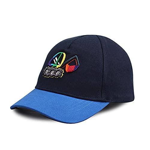 Pesaat Gorra de béisbol para bebé, con protección UV Excavadora. 12-24 meses