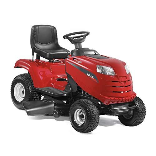 idros Tractor Castelgarden XD 150 HD con desagüe lateral, ideal para vegetación de ficha
