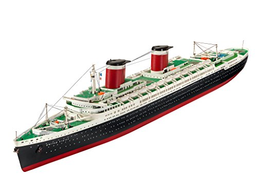 Revell Maqueta de Barco 1: 600 – SS United States en