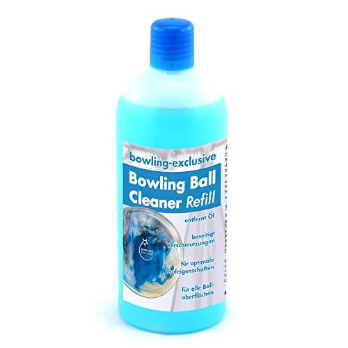 bowling-exclusive Bowling Ball Cleaner 500 ml Refill, Ballreiniger Nachfüllflasche