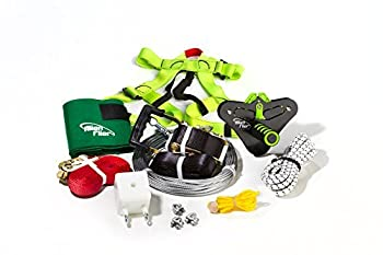 Alien flyer H200 zip line kit