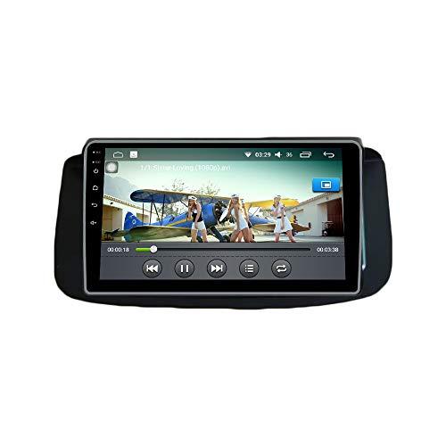 Android 10 Autorradio Navegación del Coche Unidad Principal Estéreo Reproductor Multimedia GPS Radio IPS 2.5D Pantalla táctil porHonda Spirior 2009-2013
