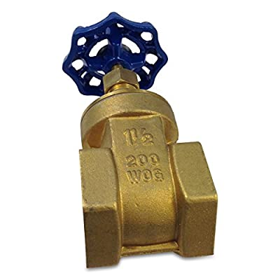Gate valve, brass 2in by American Granby, Inc.