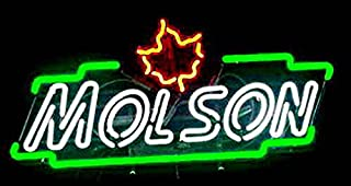 Molson Canadian Double Stoke Neon Sign 17