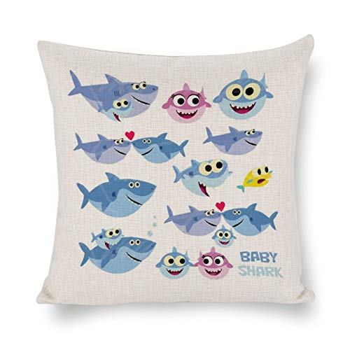 Baby Shark SVG Family Shark Love Png Dxf - Juego de limas de corte con diseño de grillo para mamá y papá