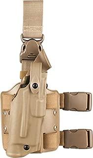 Safariland Model 6305 ALS/SLS Drop-Leg Holster, Glock 19/23/32 w/ITI M3 Light, Left 6305-2832-552