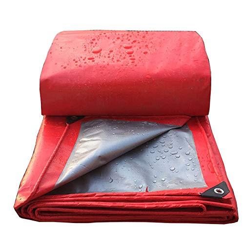 LJFPB Bache De Protection de Plein air Quatre Saisons Disponibles Résistant à l'usure Étanche à la poussière Facile à Plier Bâche en Plastique PE 200g / m² 0.4mm Plusieurs Tailles