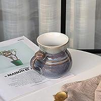 レトロなアートレトロなコーヒーカップエスプレッソ、絶妙な色とコーヒーカップ、レトロな恋人のためのギフトのアイデア - グラデーションパウダー_conventional