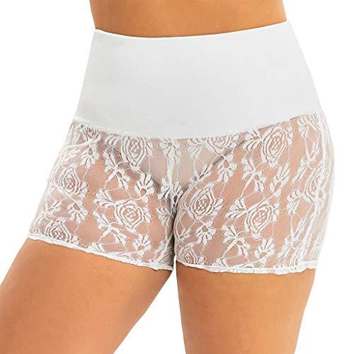 SOHOEOS Bragas//Ropa interior de mujer de moda de encaje transparente de cintura baja hueco T espalda bragas Lady Briefs bragas calientes