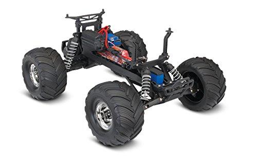 RC Monstertruck kaufen Monstertruck Bild 1: Traxxas Bigfoot No.1 Brushed 1:10 RC Modellauto Elektro Monstertruck Heckantrieb RtR 2,4 GHz*