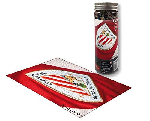 Athletic Club Bilbao Puzzle Athletic Club 100 Piezas, Multicolor, Talla Única (Eleven Force 11855)