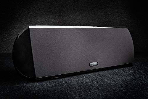 Definitive Technology ProCenter 2000 - Compact High Definition Center Channel Speaker for Home Theater System | Dolby Surround Sound, Powerful Bass | Wall-mountable | (Single, Black)