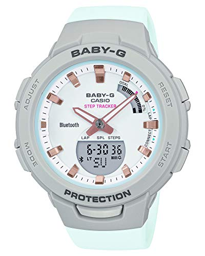 Casio Baby-G G-Squad Bsa-B100Mc-8A Bsab100Mc-8 100M Women's Watch