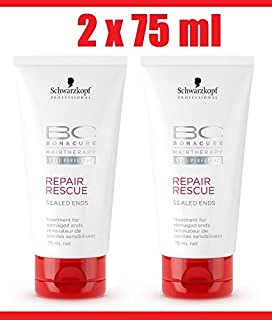 2 x Peptide Repair Rescue Sealed Ends por 75 ml = 150 ml
