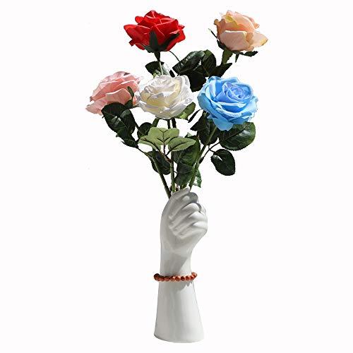 NYWENY Wazony ceramiczne, dekoracja domu, skandynawski nowoczesny styl, rzemiosło mebli, kreatywne aranżacje kwiatowe, dekoracje wazonów, rękodzieło, ręcznie robiona ceramika, wazony