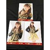 AKB48 湯本亜美 写真 第6回紅白対抗歌合戦 会場限定 3種