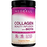 Best Collagen Drink For Skins - NeoCell Beauty Infusion Collagen Supplement Drink Mix Powder Review