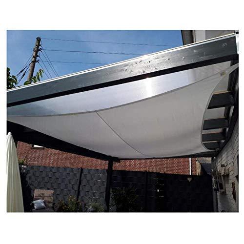 ACEMIC Rectangular Shade Sail-Hade Netting-Sun Shade Sail Meter,Sun Shade Canvas-Anti-UV Shade Solar Shade-98% atmungsaktiver HDPE Garden Patio Canopy mit UV-Block(Größe:4 x...