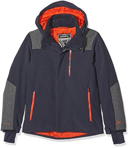 Brunotti Jungen Twintip JR Softshell Jacket Jacke, Night Blue, 152