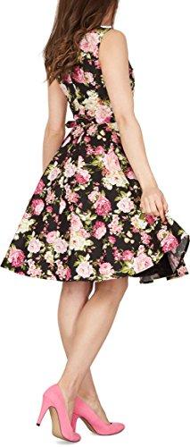 Black Butterfly 'Audrey' Vintage Divinity Kleid im 50er-Jahre-Stil - 6
