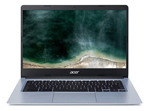 Acer Chromebook 314, Laptop van 14 Full-HD IPS (Intel Celeron N4100, 4GB RAM, 32GB eMMC, UMA, Chrome OS) - QWERTY Nederlands Toetsenbord