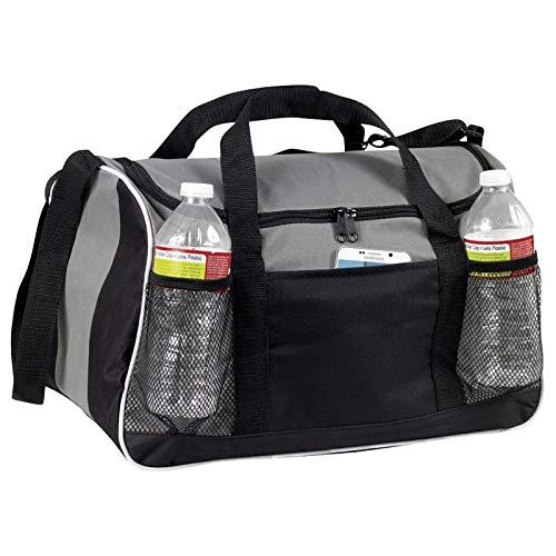 Duffle Bag, 17' BuyAgain Small Travel Carry On Sport Duffel Gym Bag.
