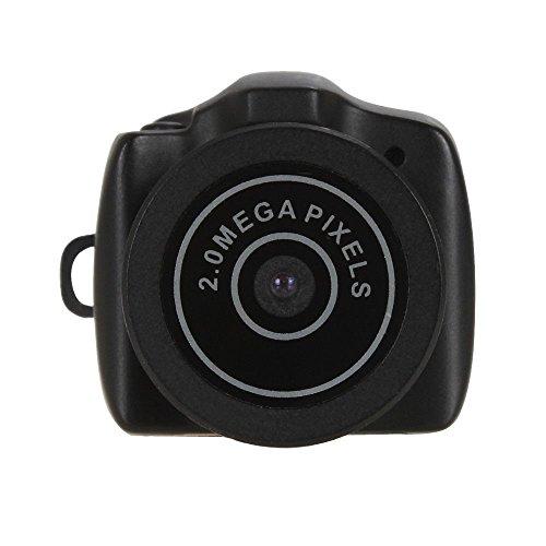 Mengshen Mini Smallest Video Camera, Mini Pocket DV Camcorders Micro Video Recorder, MS-Y2000