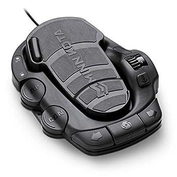 Minn Kota 1866076 Terrova BT Trolling Motor Corded Foot Pedal Black