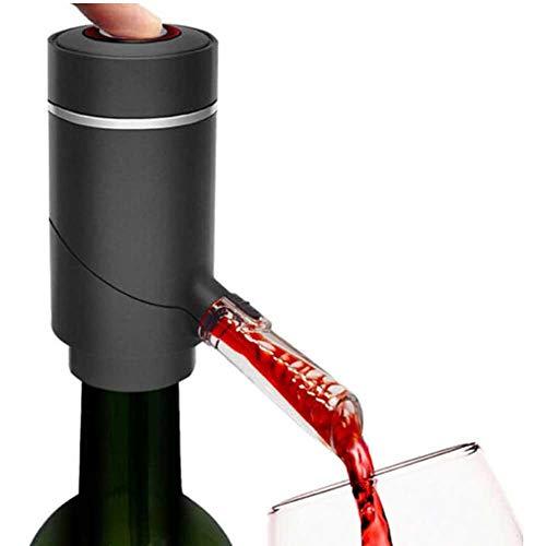 XIUNPR-6 Automatischer Weinspender Smart Wine Aerator Tragbare und automatische Weinflaschenhahnmaschine für den Hochzeitstag und jeden Anlass