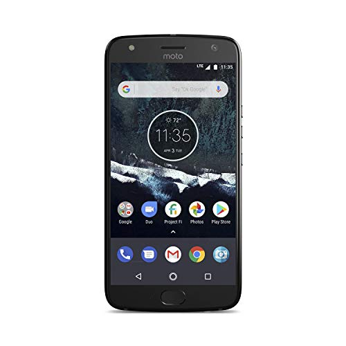 Moto X4 Android One Edition - 64GB - Black - Unlocked
