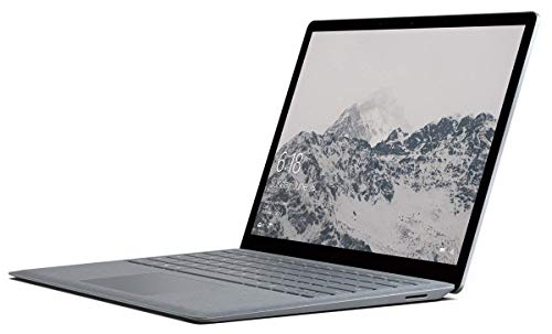 Microsoft Surface Laptop (1st Gen) (Intel Core i7, 8GB RAM, 256GB) - Platinum (Renewed)