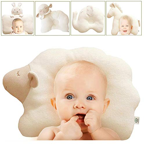 Baby Protective Pillow (Cloud Lamb)