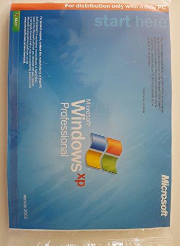 Windows XP Pro SP3 OEM - pack de 1, 1 poste, Multilangue (Licence et support)