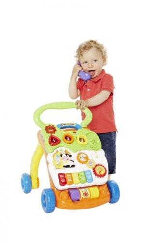 VTech Baby 80-077064 – Spiel und Laufwagen - 2