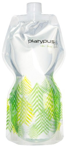 Platypus Trinkflasche SoftBottle, Trees, 0.5 Liter, 6878
