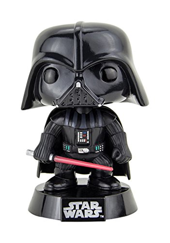 Funko Star Wars Pop! Vinyl Bobble-Head Darth Vader 10 cm Heads