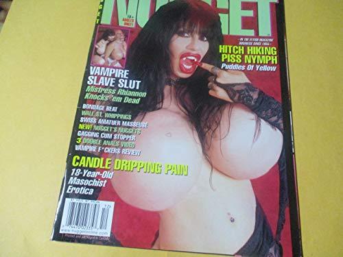Nugget Adult Magazine:December 2002