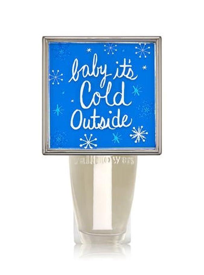 たくさんの不信獣【Bath&Body Works/バス&ボディワークス】 ルームフレグランス プラグインスターター (本体のみ) ナイトライト Wallflowers Fragrance Plug Baby, It's Cold Outside Nightlight [並行輸入品]