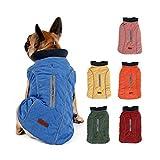 PETCUTE Abrigo para Perros Reflectante Chaquetas Calido para Perros pequeños Grande Ropa para Mascotas