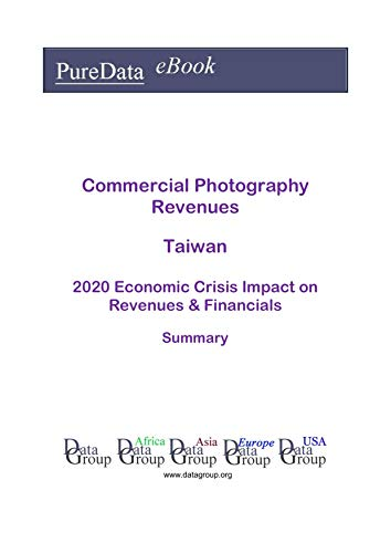 Commercial Photography Revenues Taiwan Summary: 2020 Economic Crisis Impact on Revenues & Financials