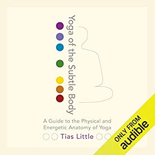 Yoga of the Subtle Body audiobook cover art