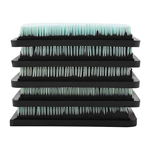 Jadpes luchtfilter, 5 stuks luchtfilters voor Honda GC135 GCV135 GC160 GCV160 GCV190 GX100 Motor 17211-ZL8-023 dysons onderdeelnummer 968125-03