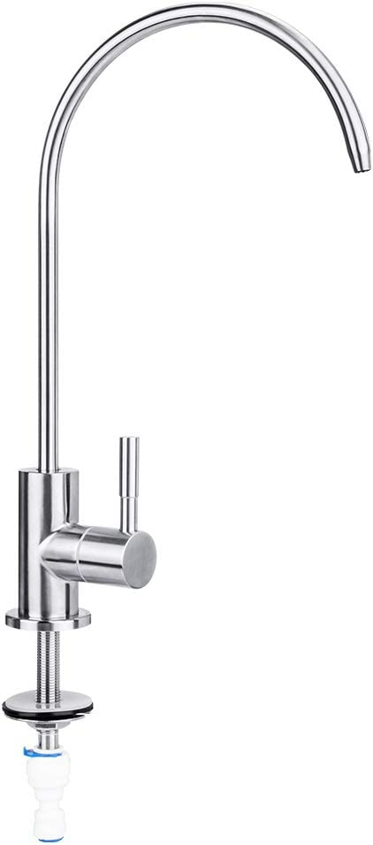 Water Faucet Lead-Free Beverage Max 41% Great interest OFF Filtration System