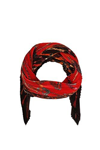 Etro Luxury Fashion Donna 150597701600 Rosso Seta Sciarpa |...